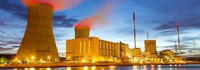 70 Kilometer von Aachen: Belgische Atomkraftwerke teilweise evakuiert