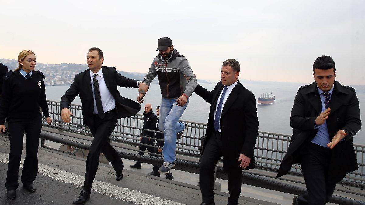 Erdogan verhindert Suizid