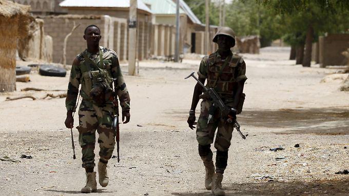 Rund 17.000 Menschenleben hat der Konflikt in Nigeria bisher gekostet.