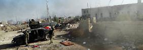 """IS aus Ramadi vertrieben: Iraks Regierung kündigt """"finalen Sieg"""" an"""