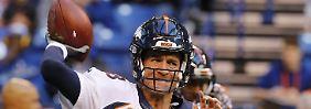 Die Dokumentation legt Peyton Manning ein dunkles Geheimnis nahe.
