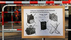 Terrorgefahr in Brüssel bleibt: Berlin verschärft Sicherheitsmaßnahmen zu Silvester