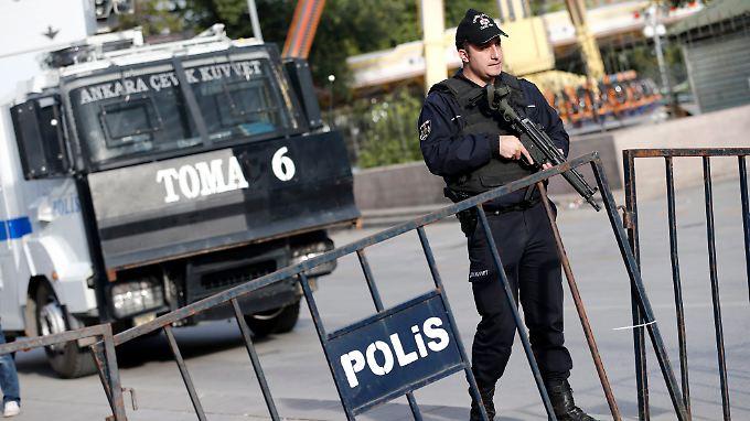 Am 10. Oktober hatte es in Ankara bereits einen Anschlag mit mehr als 100 Toten gegeben.