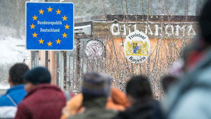 Keine Einreise ohne Papiere: CSU verärgert Koalitionspartner mit neuem Vorstoß