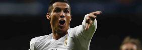 Das nächste Jubiläum für Messi: Ronaldo sichert Benitez' Trainerposten