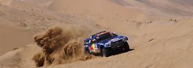 Mini greift nach fünftem Titel: Rallye Dakar wird Tour der Wetterextreme