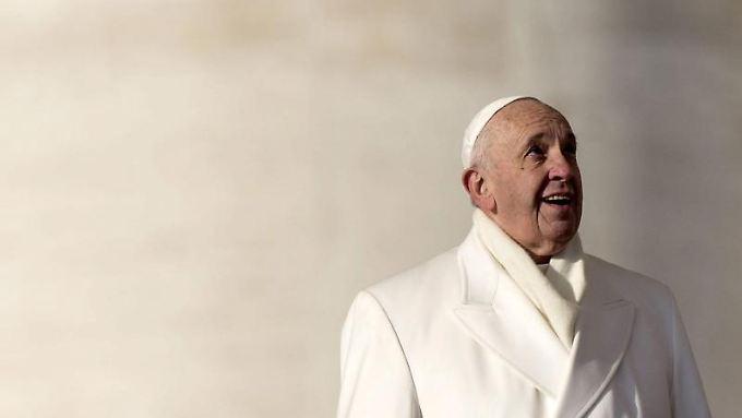 Papst Franziskus sah als Kind gerne dem Metzger zu. Foto:Angelo Carconi
