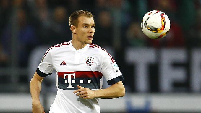 Holger Badstuber würde gerne wieder in das Nationalmannschaftstrikot schlüpfen