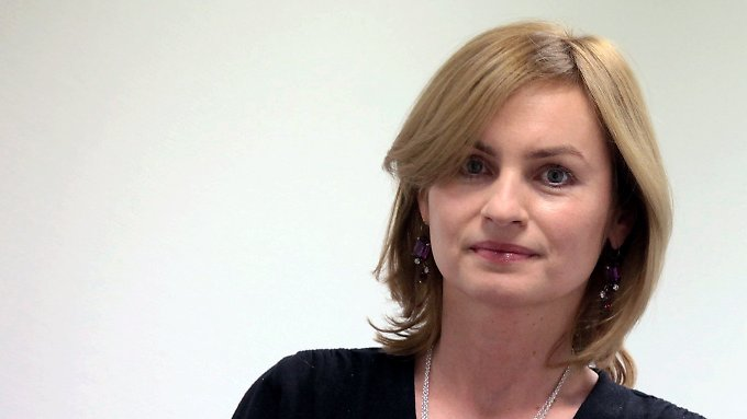 "Katarzyna Janowska leitete vier Jahre lang den Sender ""TVP Kultura""."