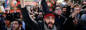 Diplomatische Beziehungen beendet: Saudi-Arabien: Iran unterstützt Terror
