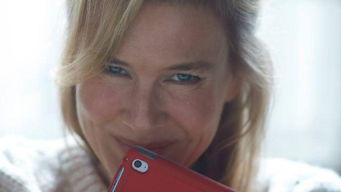 Renée Zellweger wird erneut zu Bridget Jones.