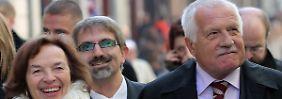 """Brüssel will Staaten auflösen: Klaus warnt vor """"Migrations-Tsunami"""""""