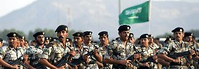 Saudi-Arabien setzt auf Härte.