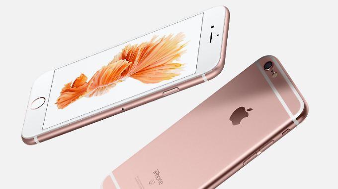 Wer ein iPhone 6s kaufen will, muss dafür ab sofort mehr bezahlen.
