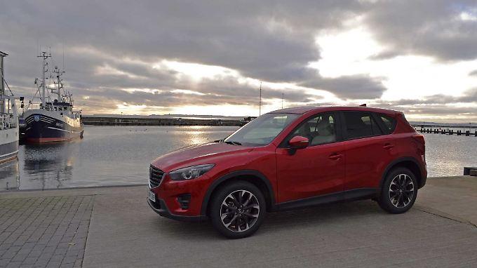 Äußerlich ging das Facelift am Mazda CX-5 fast spurlos vorbei. Dafür hat der Japaner bei den inneren Werten ganz gewaltig zugelegt.