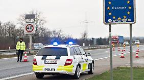 Flüchtlingsmigration nach Schweden: Dänemark führt Grenzkontrollen an deutscher Grenze ein