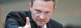 Person der Woche: Christian Lindner: Comeback-Christian dreht auf