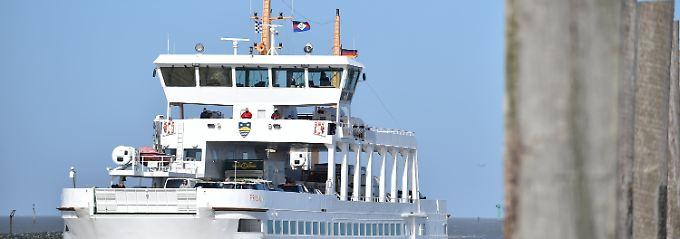 Nordseefähre Frisia II.