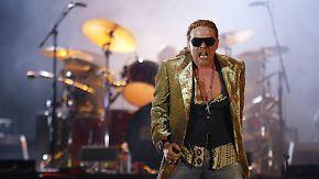 Promi-News des Tages: Jetzt ist es offiziell: Guns N' Roses sind wieder da
