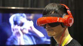 Mekka für Technik-Begeisterte: CES zeigt die Zukunft schon heute