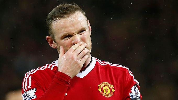 """Wie geht's weiter mit Wayne Rooney bei den """"Three Lions""""."""