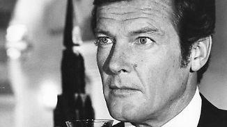 Paraderolle James Bond: Roger Moore stirbt mit 89 Jahren