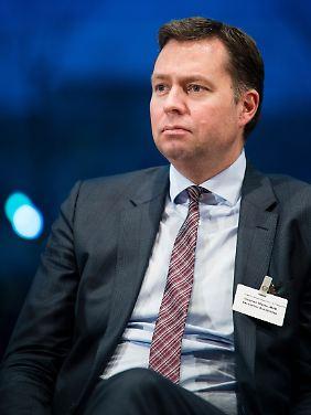 Stephan Mayer ist innenpolitischer Sprecher der Unionsfraktion im Bundestag.