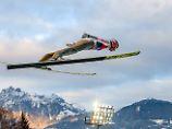 Olympia-Aus nach Kreuzbandriss: Skispringer Freund verletzt sich schwer