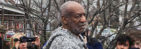 Beteuert seine Unschuld: Bill Cosby