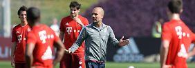 Nach Badstuber-Verletzung: Bayern bleibt nur die Improvisation