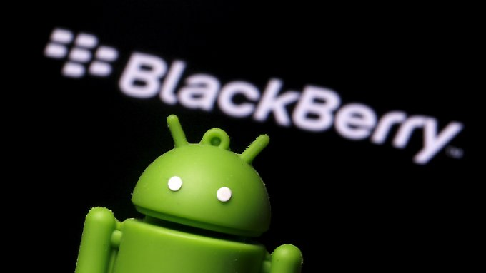 Blackberry möchte mit Android aus der Krise kommen.
