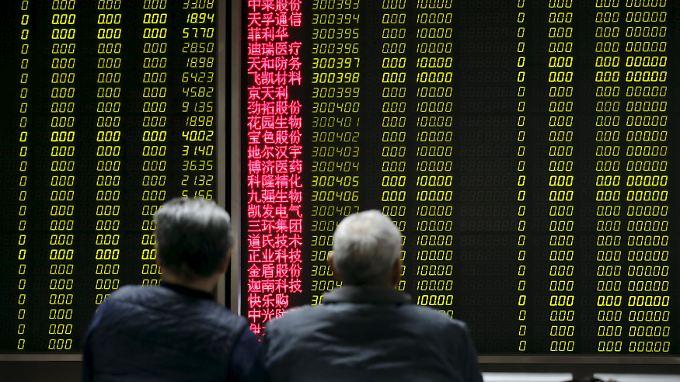 Seit dem Börsencrash im Juni 2015 gehen chinesische Behörden verstärkt gegen Insiderhandel vor.
