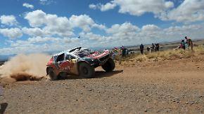Rallye Dakar zu Gast in Bolivien: Überragender Loeb sichert sich dritten Tagessieg