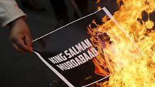 """Eskalation im Nahen Osten: """"Saudis brauchen Reformen statt Waffen"""""""