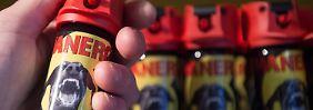 Nach Übergriffen in Köln: Deutsche kaufen massenhaft Pfefferspray