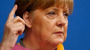 Unterstützung von Gabriel: CDU-Spitze fordert nach Übergriffen schnelle Verschärfung des Asylrechts