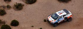 67. Todesopfer bei Rallye Dakar: Lionel Baud rast in Zuschauer