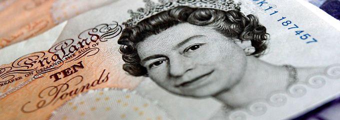 Brexit-Chaos statt Brexit-Deal: Britisches Pfund stürzt ab