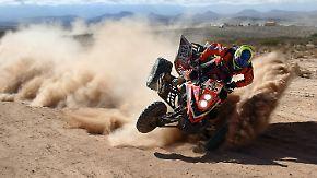 Rallye Dakar fortgesetzt: Der Tod fährt mit