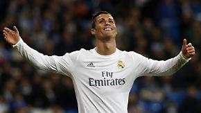 """""""Die Zahlen sprechen für sich"""": Warum Cristiano Ronaldo Weltfußballer 2015 wird"""