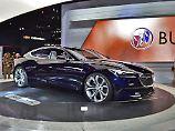 Der Bucik Avista ist bisher nur eine Studie, aber mit Blick auf den neuen Opel Insignia dürfen US-Amerikaner träumen.