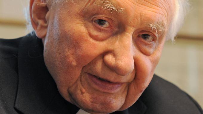 Georg Ratzinger sieht keinen Aufklärungsbedarf.