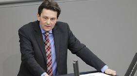 SPD-Fraktionsvize Rolf Mützenich