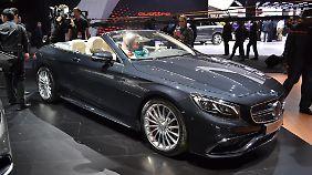 Mit 630 PS und einem Drehmoment von 1000 Newtonmetern ist der Mercedes-AMG S65 bereits leistungsmäßig ein Traum.