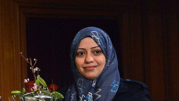 In saudischer Haft: Samar Badawi