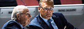 Funktionär unter Korruptionsverdacht: Fifa feuert Generalsekretär Valcke