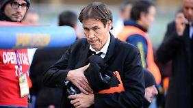 Arrivederci: Rudi Garcia.