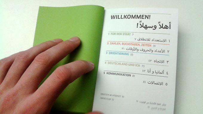Was es vom Goethe-Institut in Papierform gibt, ist jetzt auch als Teil der App verfügbar.