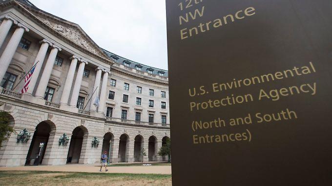 Mächtig und einflussreich im US-Markt: Die Environmental Protection Agency (EPA).