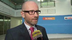 """""""Bundesländer müssen besser werden"""": CDU-Generalsekretär Tauber fordert täglich 1000 Abschiebungen"""